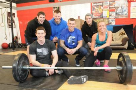 Widnes gym competing in Denmark