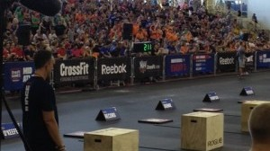 CrossFit Regional recap, Day Two