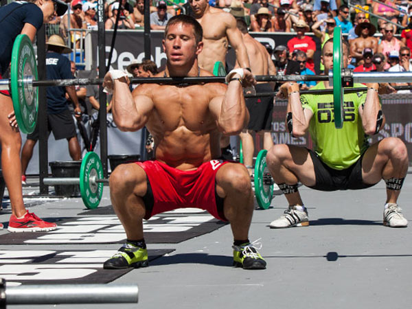 CrossFit's best and brightest go for the gold