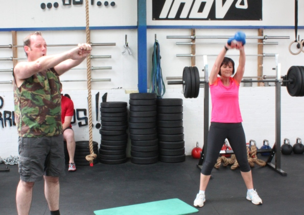 For a simpler way to improve fitness give Crossfit a try – The Star