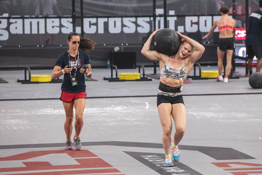 Annie Thorisdottir announces that she will not compete at 2013 CrossFit Games