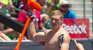 CrossFit Games Championship Contender Joins POWERCOCO Team