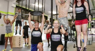 Stay motivated at Steel Caliber CrossFit