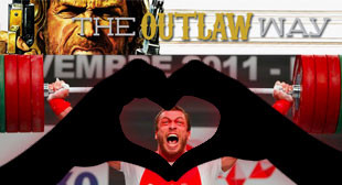 Dear Dmitry Klokov – Rudy Nielsen, The Outlaw Way