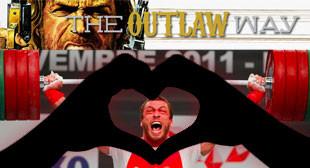 Dear Dmitry Klokov – Rudy Nielsen, The Outlaw Way