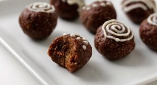 PaleOMG – Paleo Recipes – Cinnamon Roll Balls