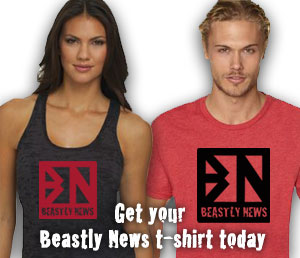 Get your Beastly News shirt today