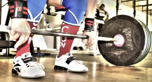 Why Olympic Weightlifting Shoes Matter – Tabata Times